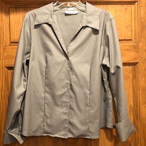 Calvin Klein blouse - no iron